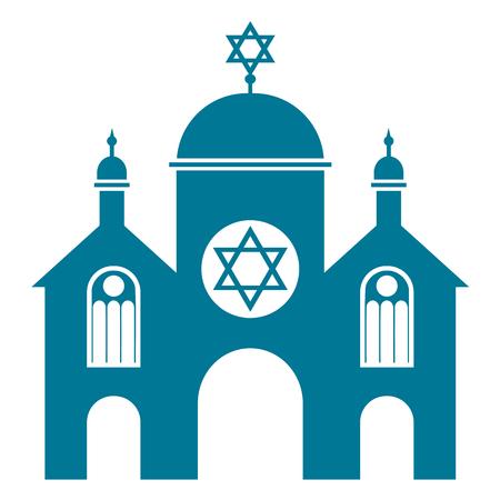 Synagogue illustration