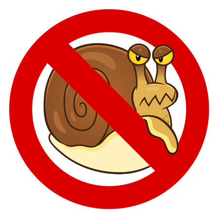 parasite: Anti snail sign