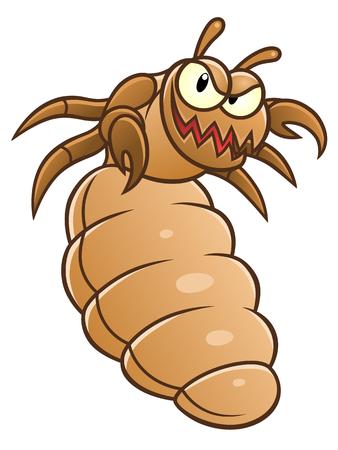 Funny louse
