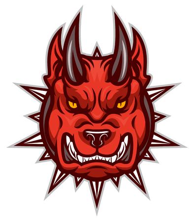 Cane demone