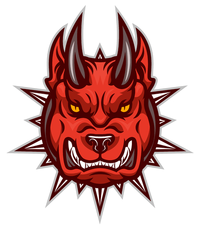 Chien démon