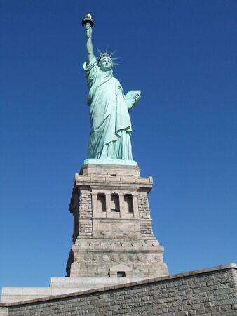 lady liberty: Libertad Foto de archivo
