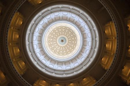 texas state: Austin Rotunda Circle