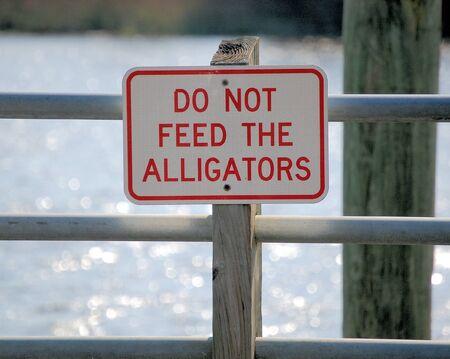 Do Not Feed photo