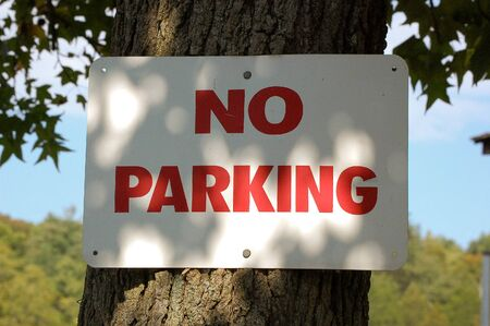 No Parking Stock Photo - 10916448