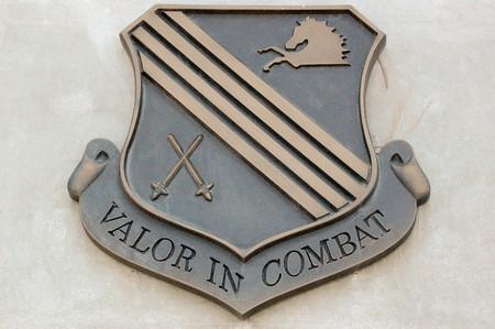 valor: Valor in Combat Stock Photo