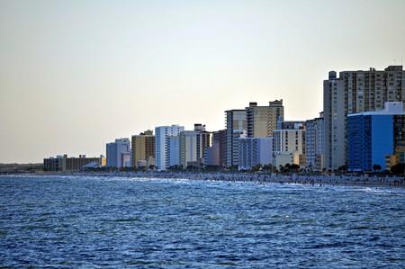 Myrtle Beach Coastline