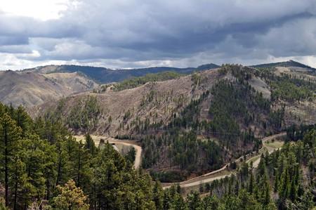 Black Hills South Dakota Stock Photo - 7855056