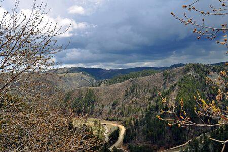 south dakota: Black Hills del Dakota del Sud
