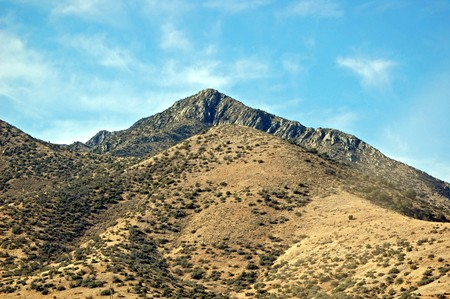 New Mexico Mountains