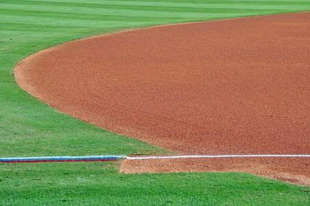 The field of minor league dreams Stock Photo - 7855237