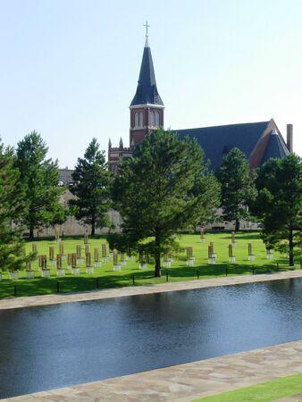 oklahoma city: Oklahoma City Bombing Memorial