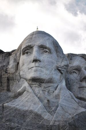 south dakota: Monte Rushmore del Dakota del Sud