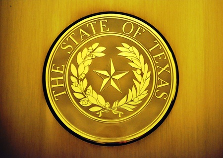 texas state: Seal of the State of Texas