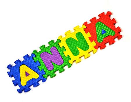 anna: Anna Stock Photo