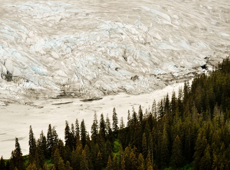 Alaskan Glaciers photo