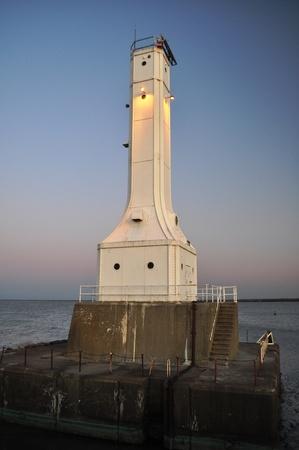 huron: Huron Ohio Lighthouse