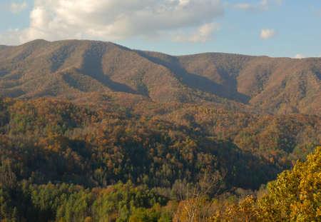 asheville: Asheville North Carolina Mountains Stock Photo