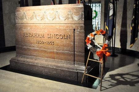 abraham lincoln: Abraham Lincoln Gravestone