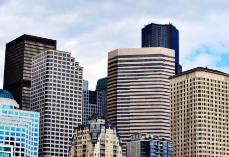 Seattle Skyline Stock Photo - 15164231