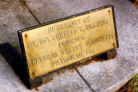 williams: In memory of 1st Sgt