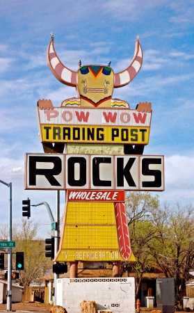 pow: Pow Wow Trading Post Rocks