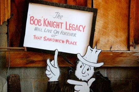 nalatenschap: De Bob Knight Legacy