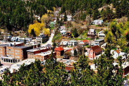Deadwood - City View