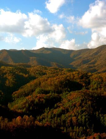 Asheville North Carolina Mountains photo
