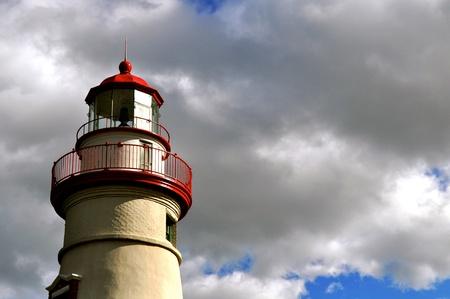 erie: Lighthouse on Lake Erie
