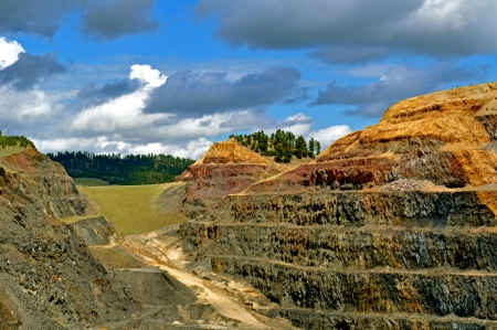 Homestake Mine Stock Photo - 16150410