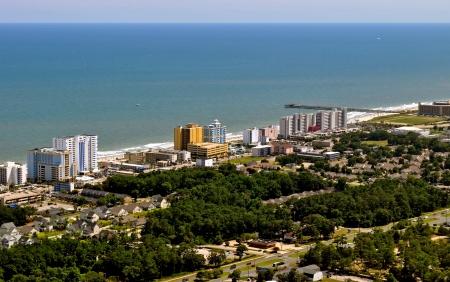 South Myrtle Beach - beachscape