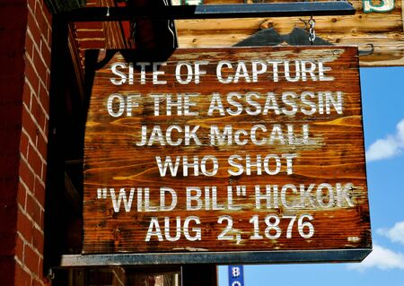 deadwood: Deadwood Jack McCall Capture