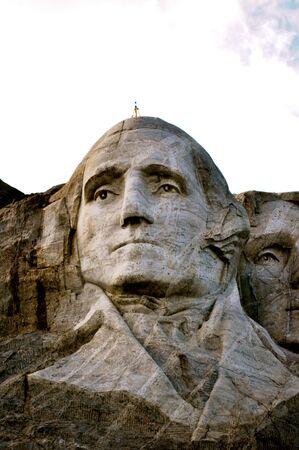 Mount Rushmore South Dakota Stock Photo - 16376771