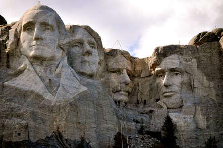 mount rushmore: Mount Rushmore South Dakota Editorial