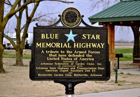 Aanmelden Blue Star Memorial Highway