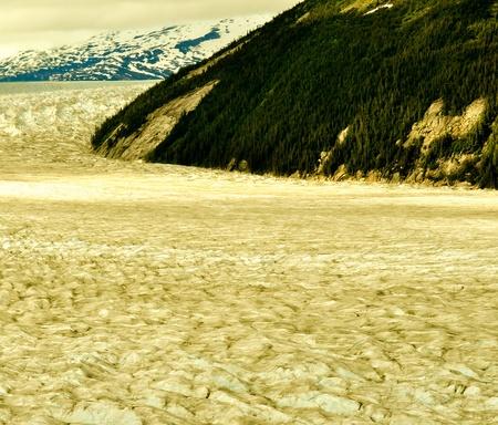 Alaskan Glaciers 版權商用圖片