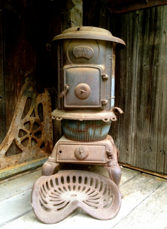 stove: Rabbit Hash Wood Stove
