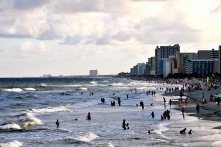 myrtle beach: Myrtle Beach Coastline