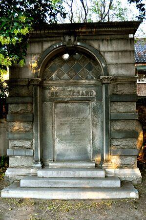 Beauregard Tomb in Charleston