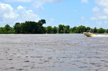 Waccamaw Boating