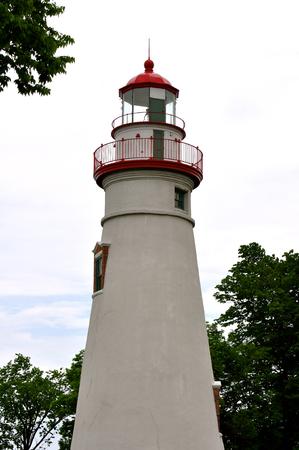 erie: Marblehead Lighthouse on Lake Erie