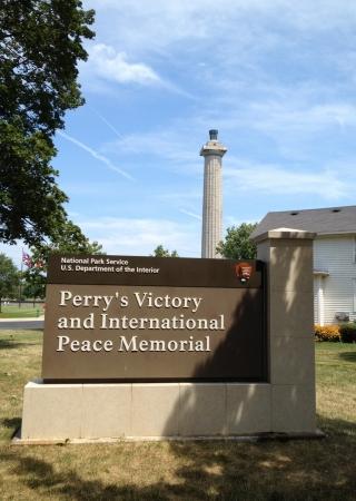 Perry's Victory en International Peace Memorial