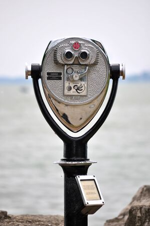 erie: View Finder Over Lake Erie