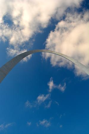 The Saint Louis Arch - A National Landmark in Missouri, USA