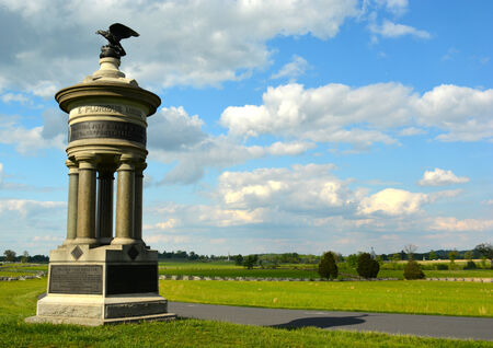Gettysburg National Military Park Editorial