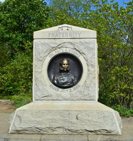 gettysburg battlefield: Gettysburg National Military Park Editorial