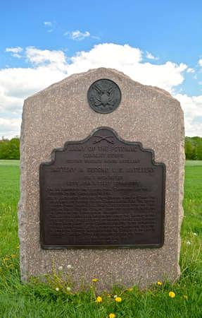 confederacy: Gettysburg National Military Park Editorial