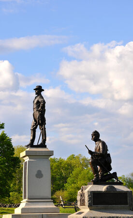 confederacy: Gettysburg National Military Park Gettysburg National Military Park