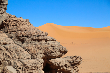 Rock Arts in Algeria